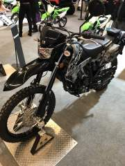 KLX 250 injection